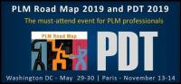 PLM Road Map™ EMEA 2019 & PDT Europe 2019
