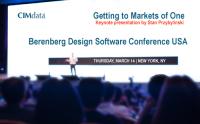 Berenberg Design Software Conference