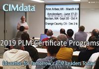 CIMdata PLM Certificate Program - Andover, MA (Boston area)