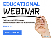 Webinar: Setting up a PLM Program Performance Dashboard that Performs