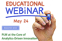 Webinar: PLM at the Core of Analytics-Driven Innovation